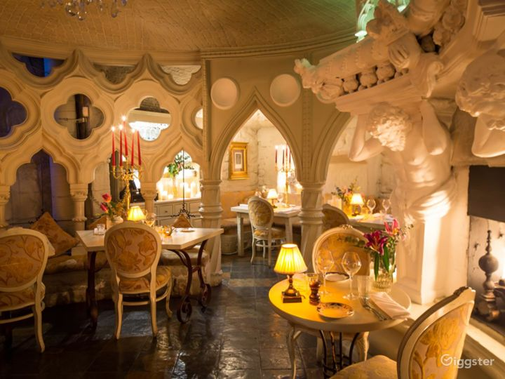 Deluxe Private Dining Room in London Photo 2