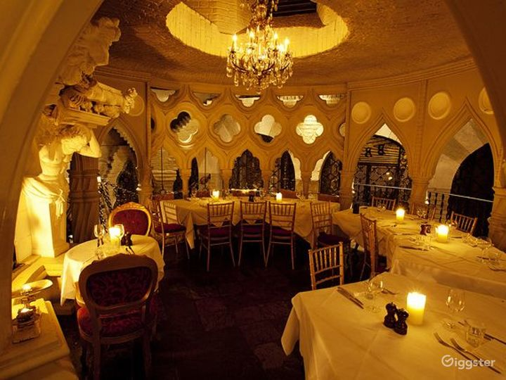 Deluxe Private Dining Room in London Photo 5