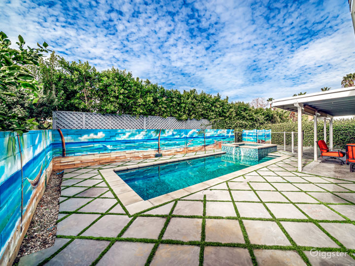 Beautiful house pool/spa in prime location  Photo 4