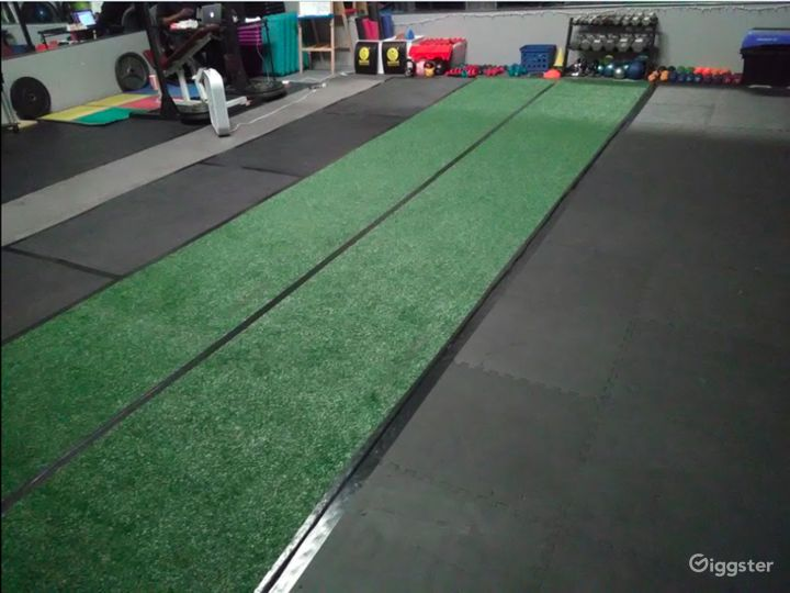 Well-equipped 1700 sq. ft. Fitness Studio 2 in Atlanta Photo 4