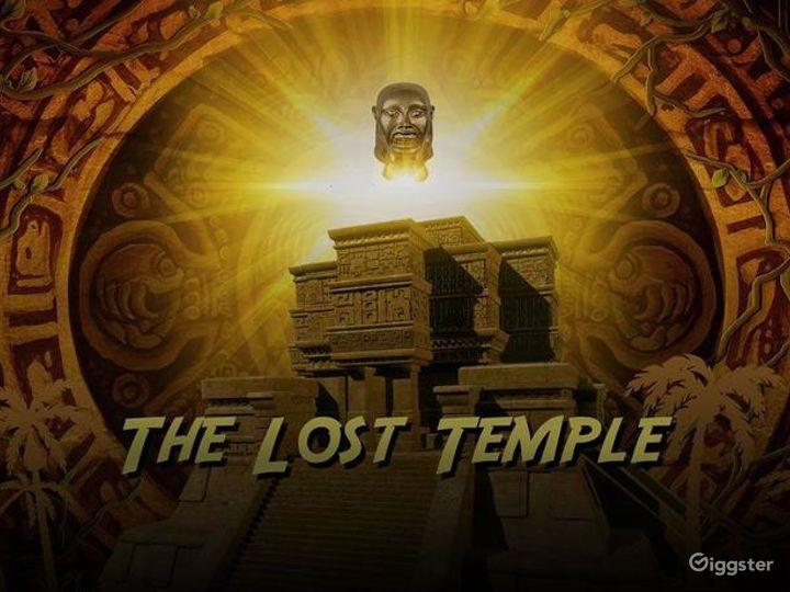 The Lost Temple Adventure Room Photo 5