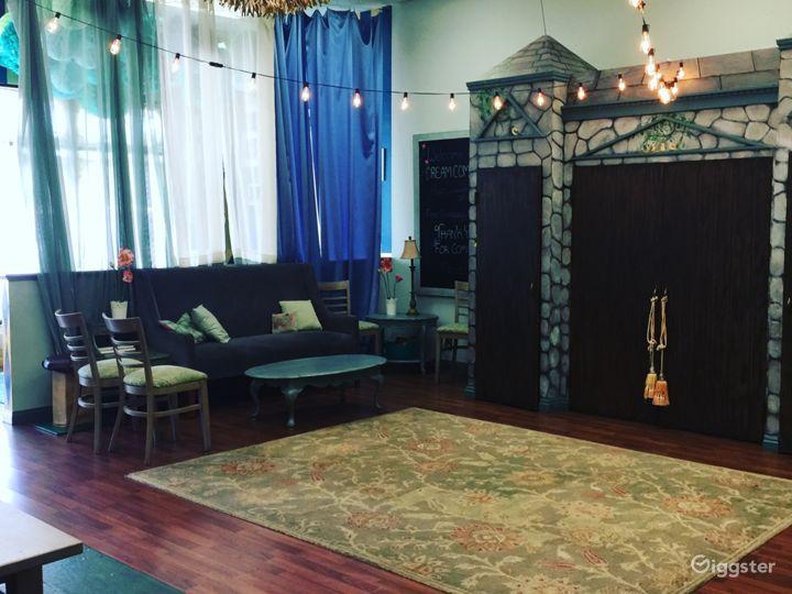 Whimsical Space Available For Your Next Shoot