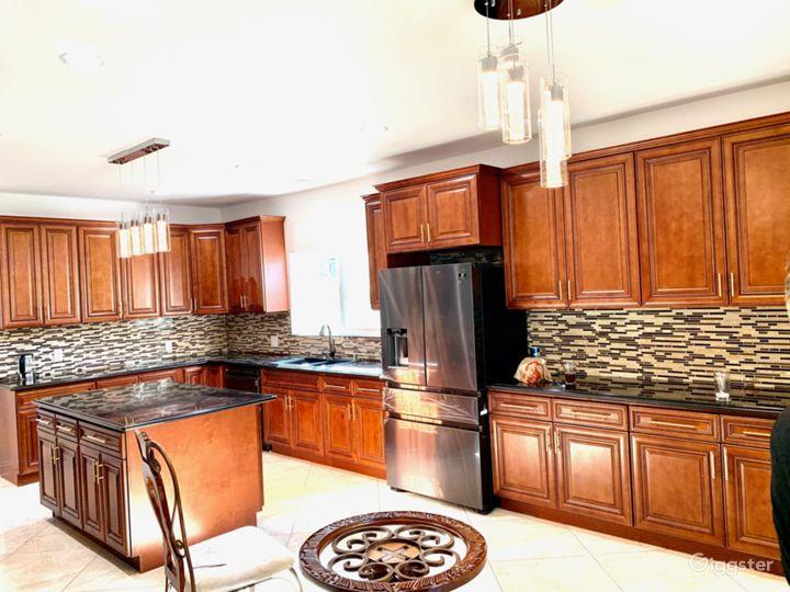 New Remodelled Kitchen