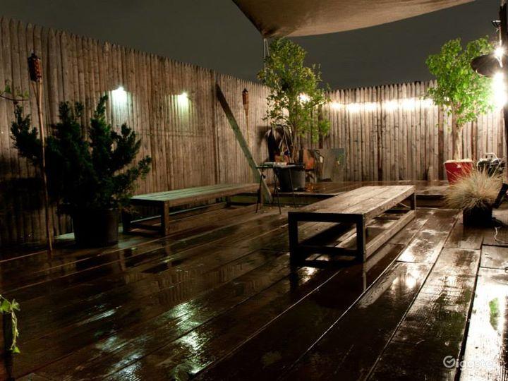 Versatile Rooftop & Deck Photo 5