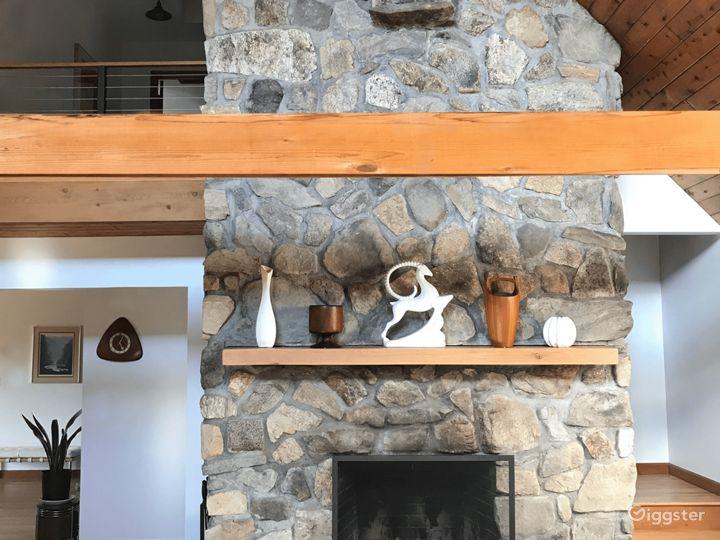Contemporary Stone Home: Location 5191 Photo 3