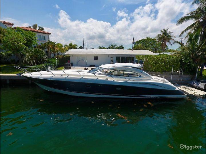 "Luxurious Yacht Sunseeker Predator58 ""Angeles"""