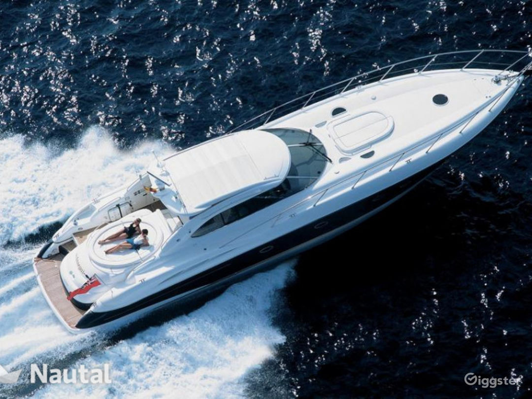 "Luxurious Yacht Sunseeker Predator58 ""Angeles"" Photo 2"