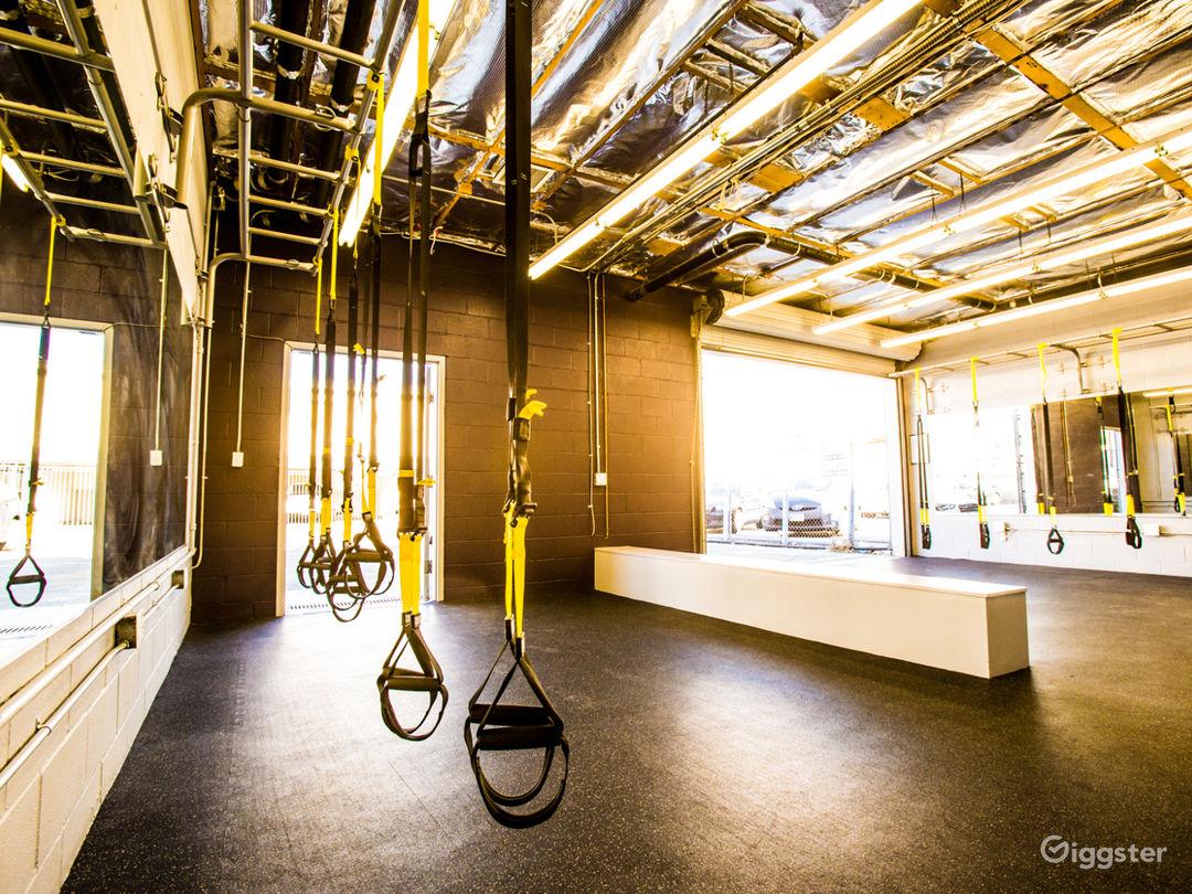 Circuit Training Room/Gym