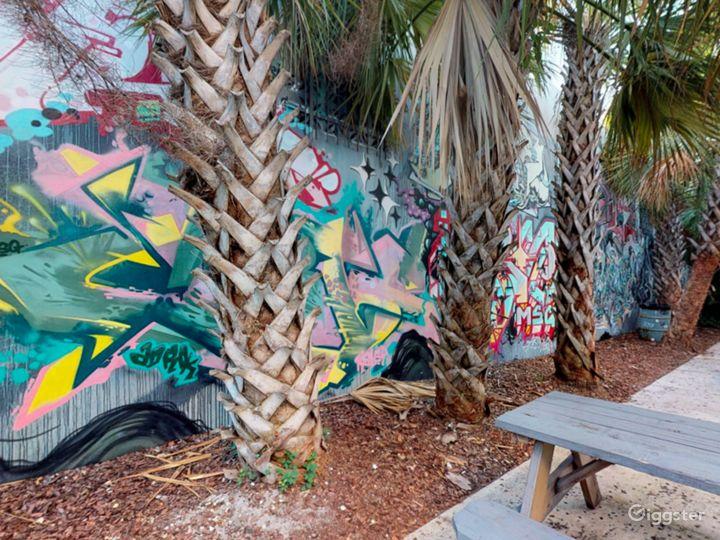 Graffiti Garden Event Space Photo 5