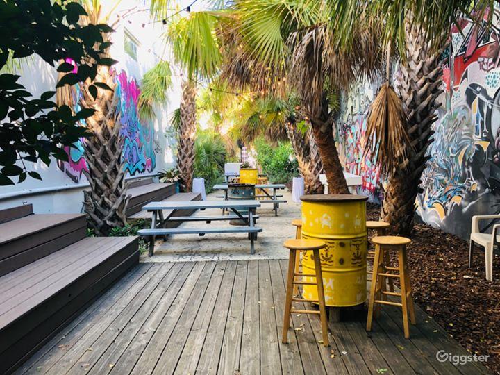 Graffiti Garden Event Space Photo 2