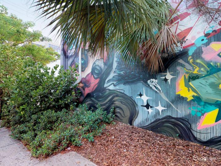Graffiti Garden Event Space Photo 4