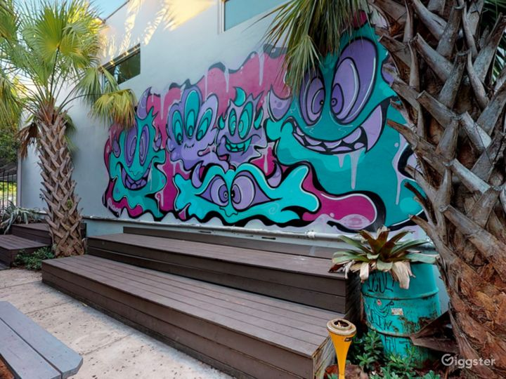 Graffiti Garden Event Space Photo 3