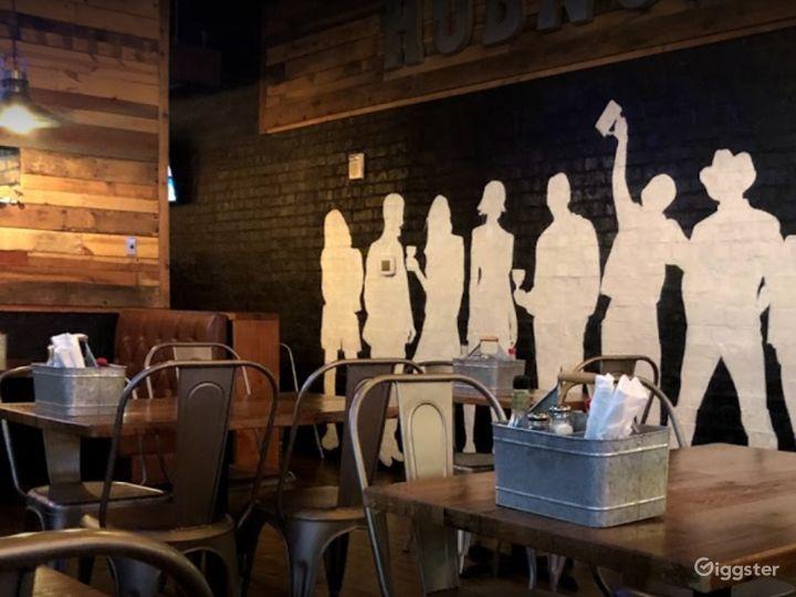 Bright and Wonderful Restaurant in Georgia Photo 3