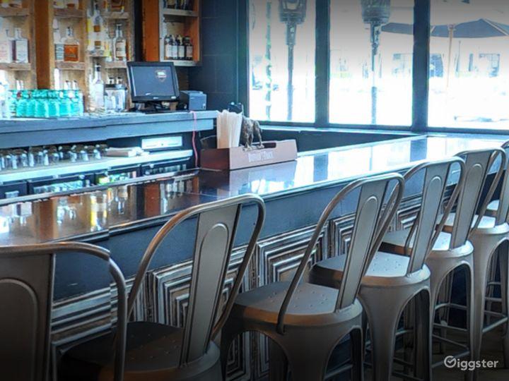 Bright and Wonderful Restaurant in Georgia Photo 4