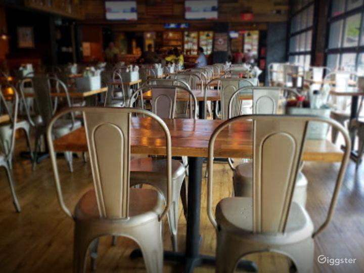 Bright and Wonderful Restaurant in Georgia Photo 5