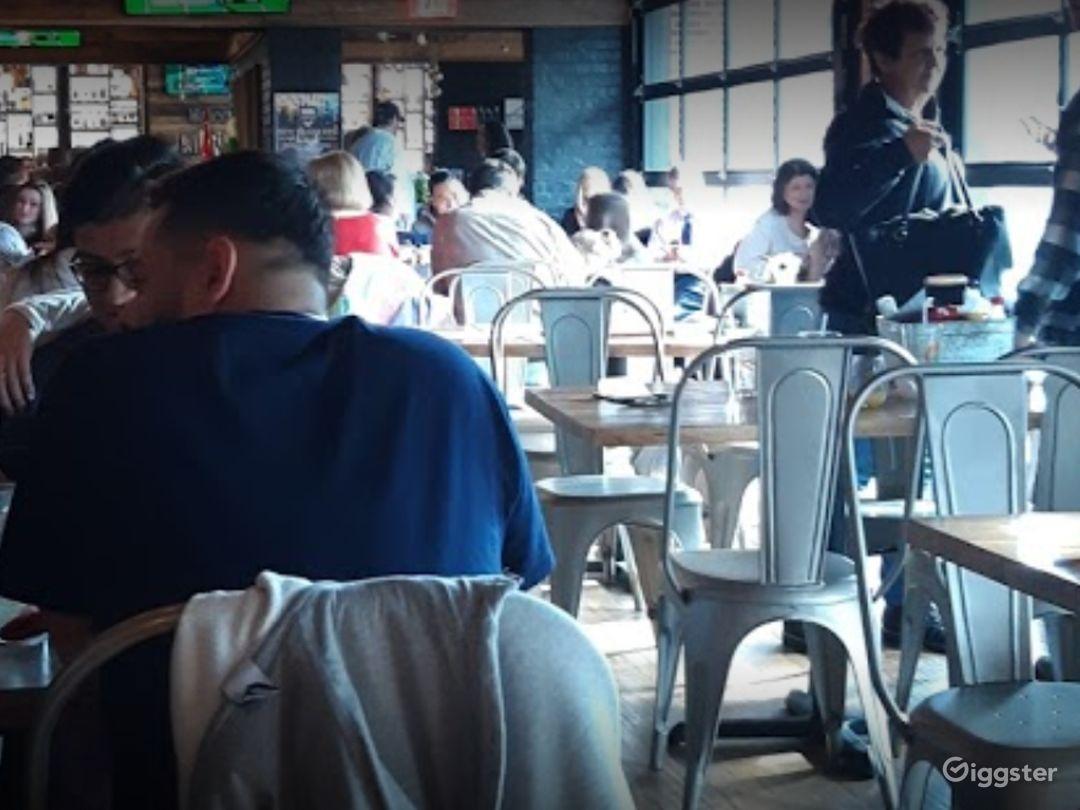 Bright and Wonderful Restaurant in Georgia Photo 1