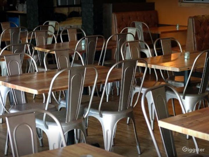 Bright and Wonderful Restaurant in Georgia Photo 2