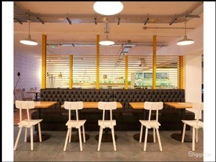 Contemporary Restaurant & Bar in Chelmsford Photo 2