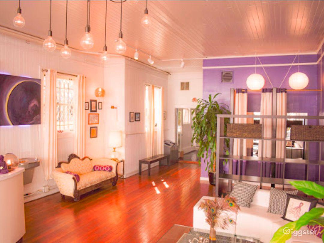 Spacious and Bright Studio in San Francisco Photo 1