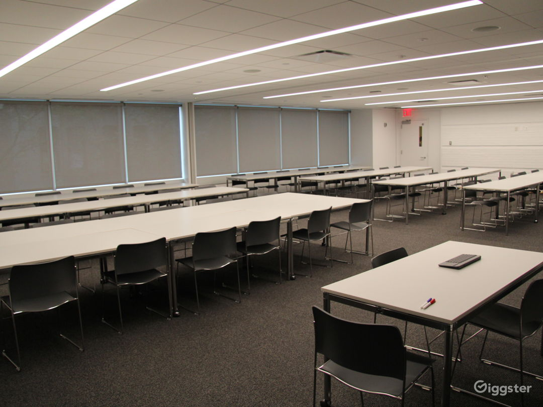 4th floor conference room (seats up to 50 people); includes large screen TV monitors for presentations