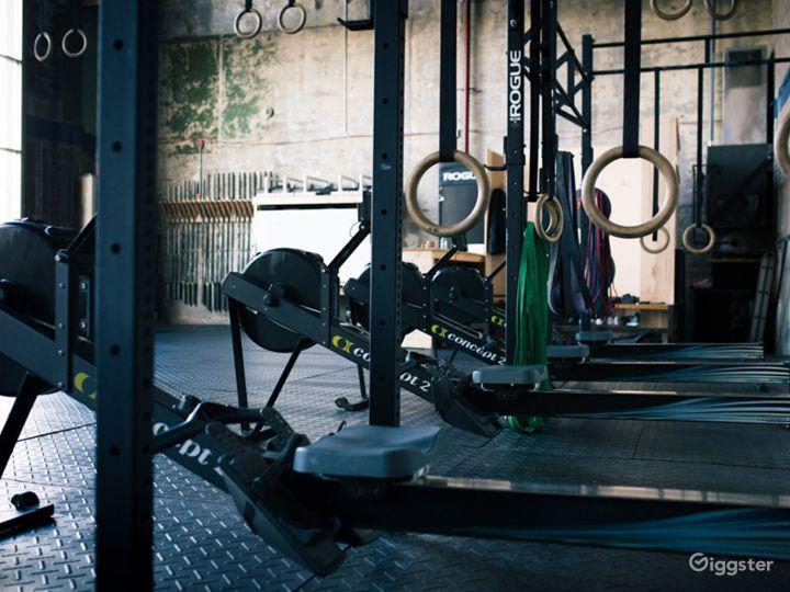 Gym: Location 5101