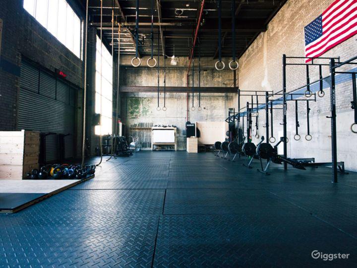 Gym: Location 5101 Photo 3