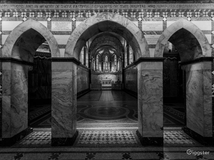 Inspiring Venue with Classic Architecture & Design Photo 5