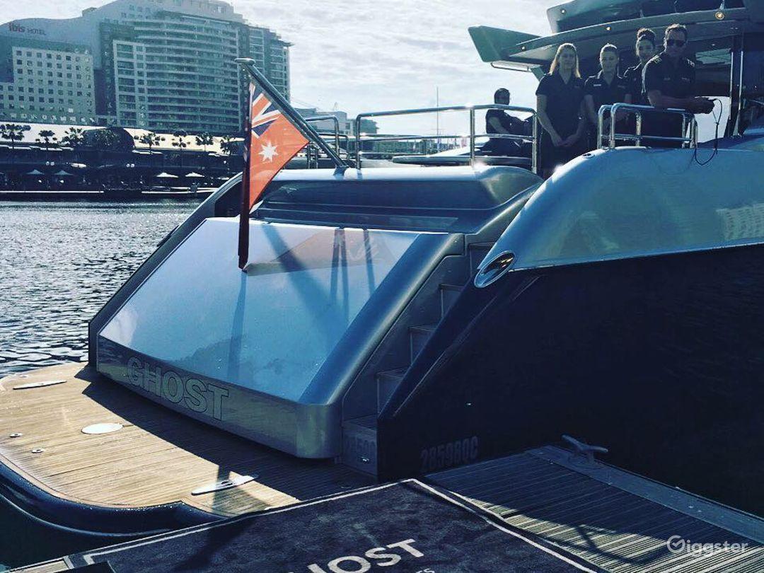 A stunning 87Ft Warren Ghost I Yacht Photo 1