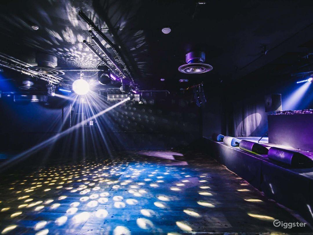 Main club room