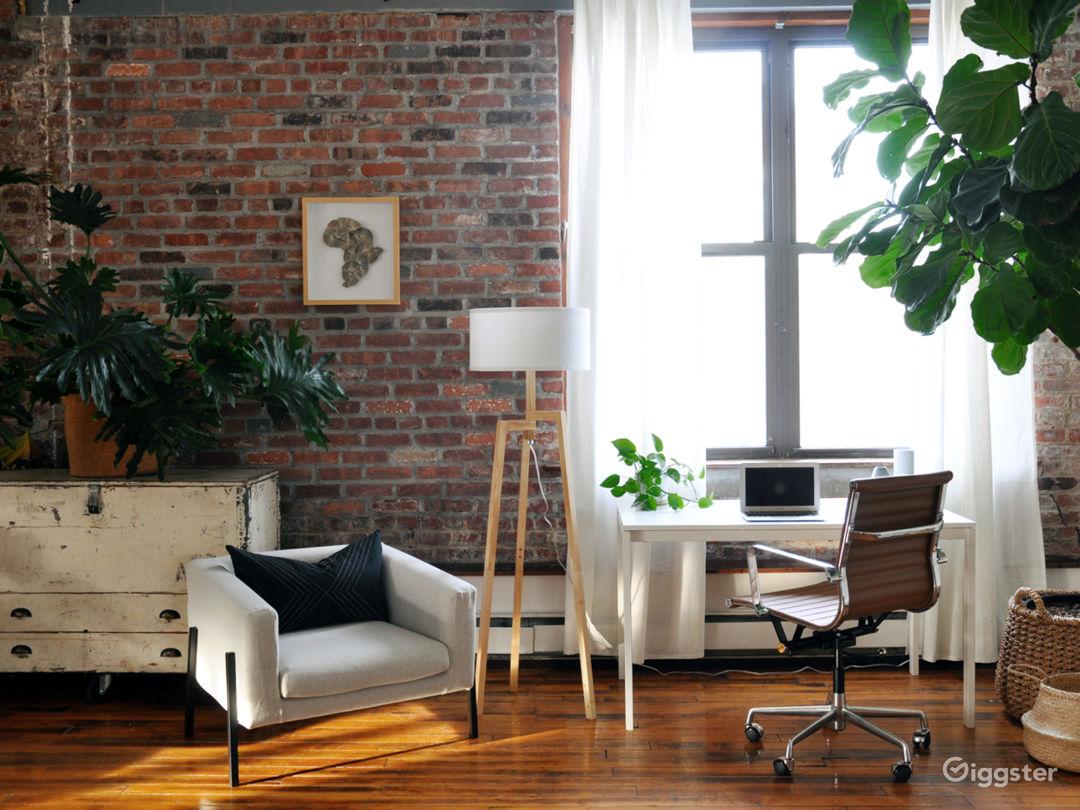 Spacious 3000 sq ft Brooklyn Loft  Photo 2