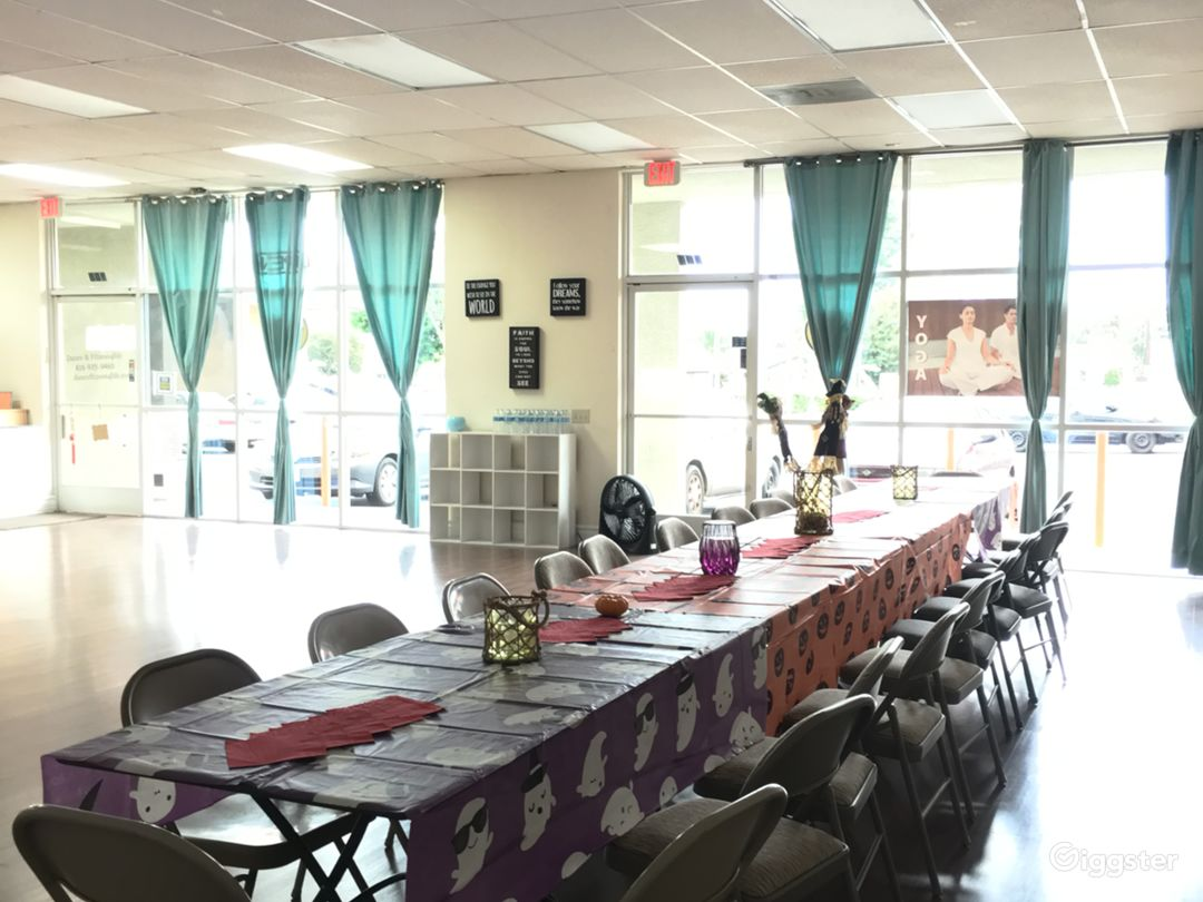 Big Spacious Venue In Northridge Photo 1