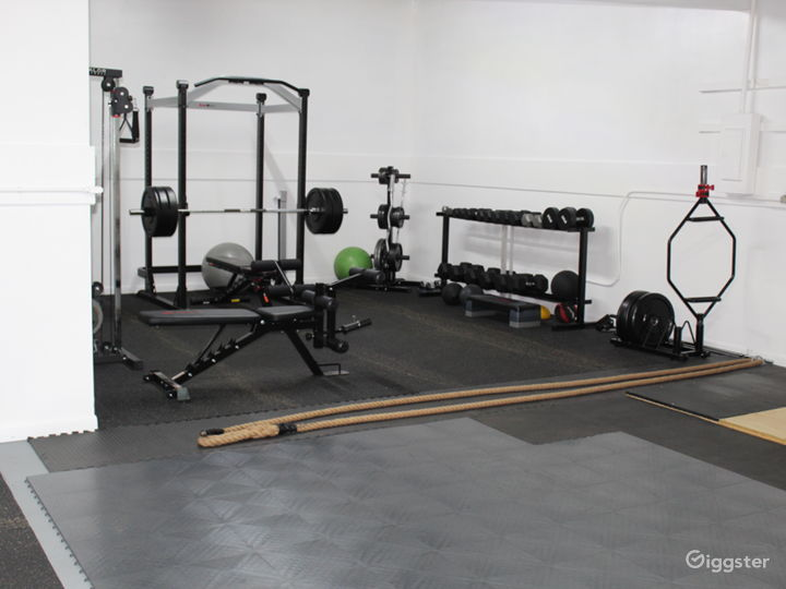 Gym – Strength and Conditioning Training Facility Photo 2