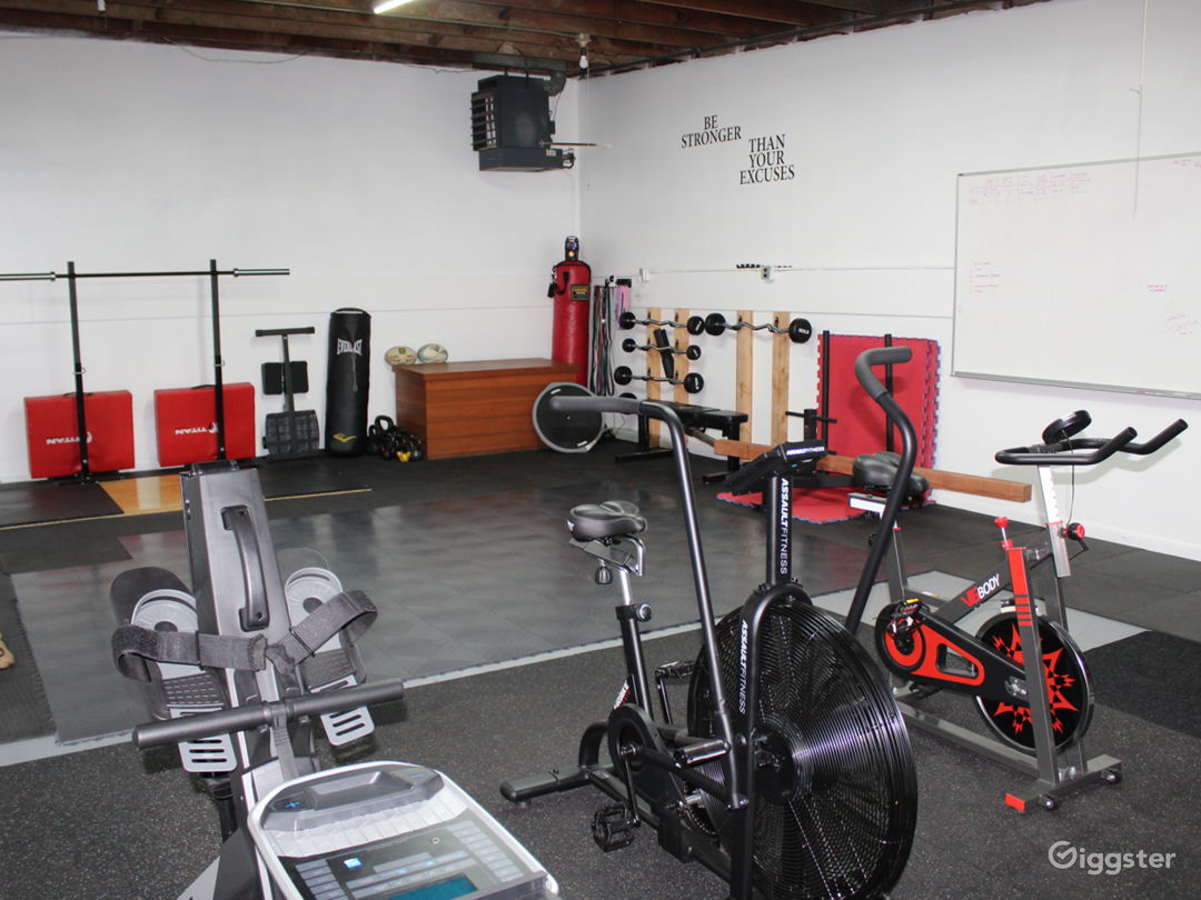 Gym – Strength and Conditioning Training Facility Photo 1