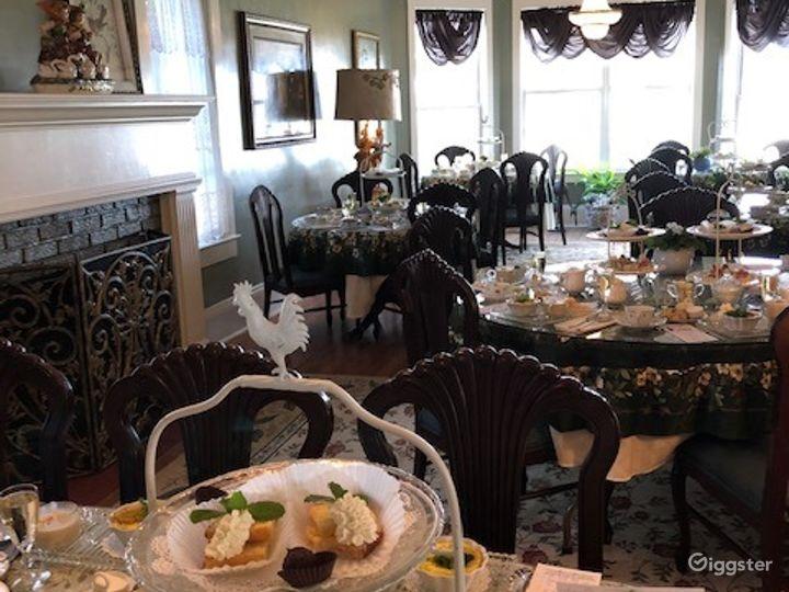 Tasty Tea Party Room  Photo 5