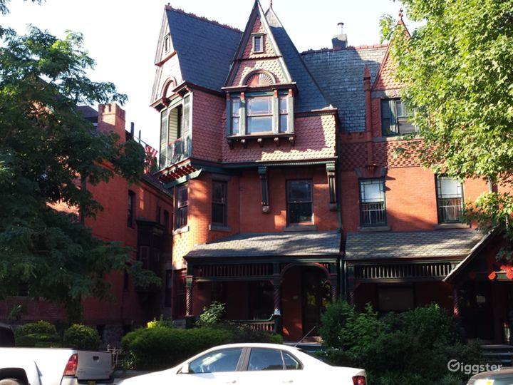 Grand Historical Victorian in Philadelphia