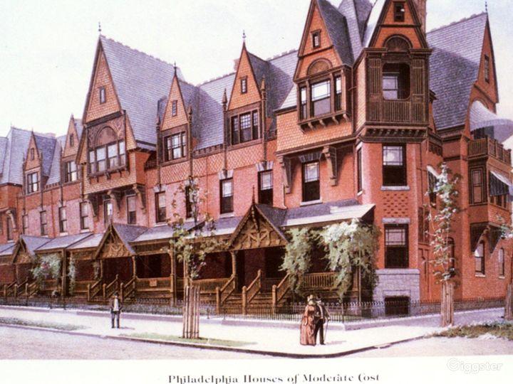 Original 1887 block design