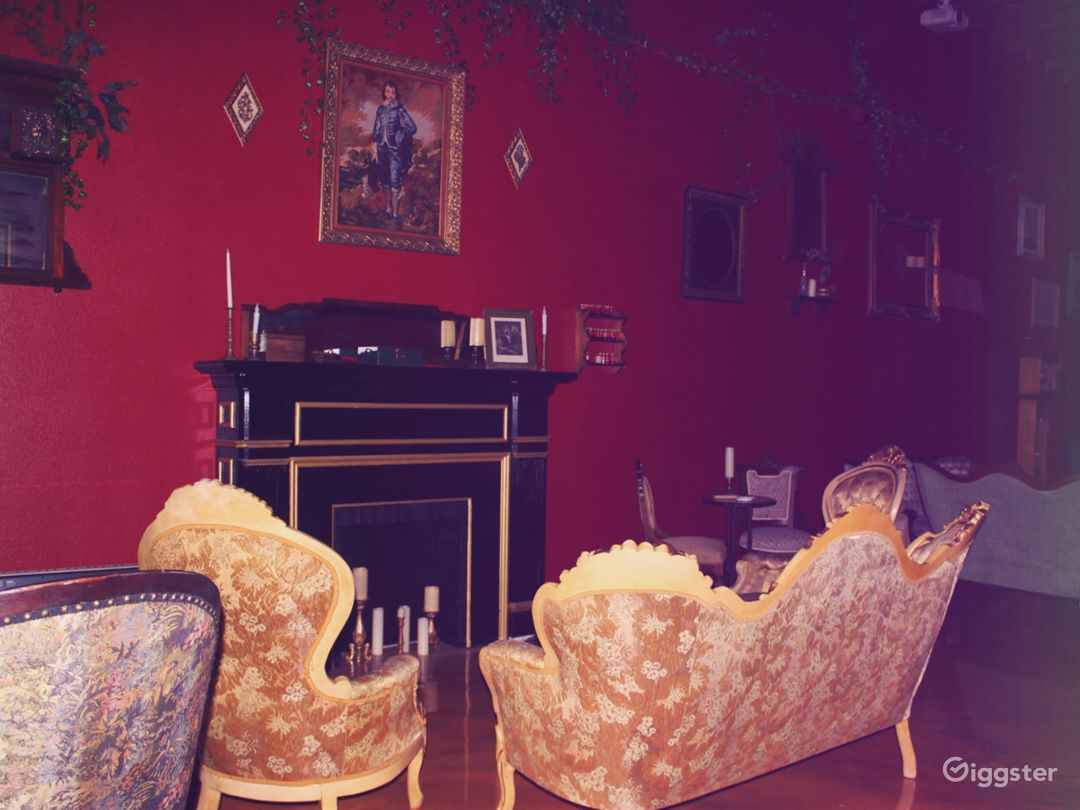Spacious Old-World Victorian space in DLTA Photo 1