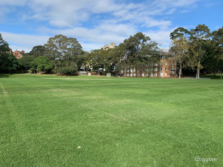 Spacious Oval - For Any Kind of Sport Events Photo 3