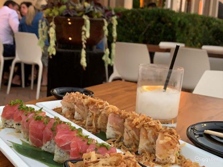 Sushi bar in Newport Beach Photo 5
