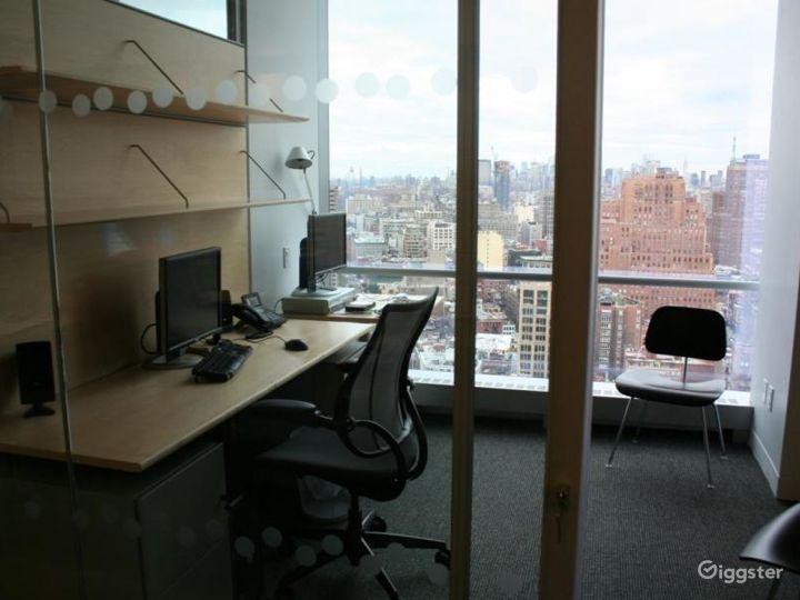 Modern skyscraper offices: Location 4232 Photo 5