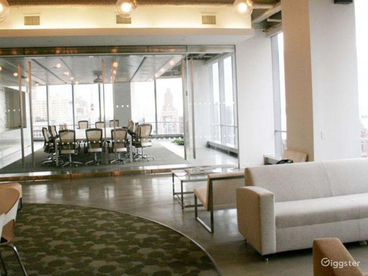 Modern skyscraper offices: Location 4232 Photo 4