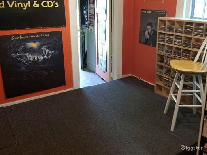 Premium Record Store Venue Photo 4