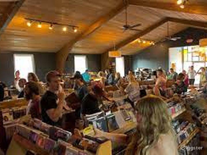 Premium Record Store Venue Photo 3
