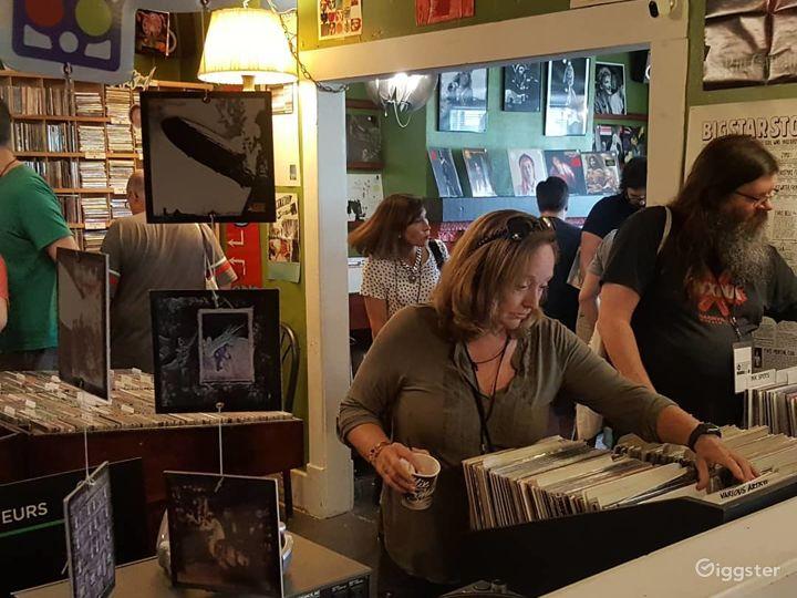 Premium Record Store Venue Photo 5