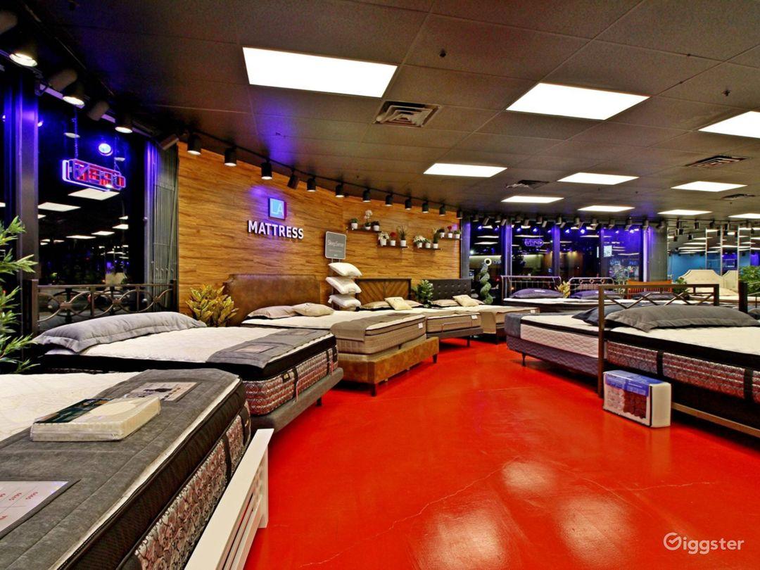Mattress Store in Culver City, CA Showroom Photo 3