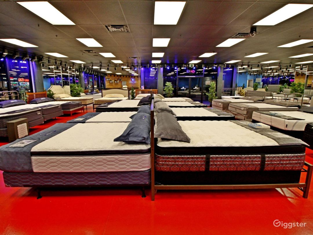 Mattress Store in Culver City, CA Showroom Photo 1