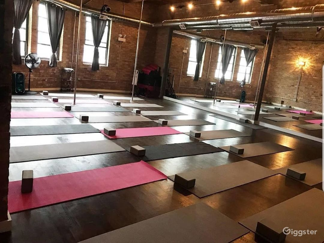 Buy Out Rental Entire Fitness Studio Property with 2 Separate Rooms Photo 1