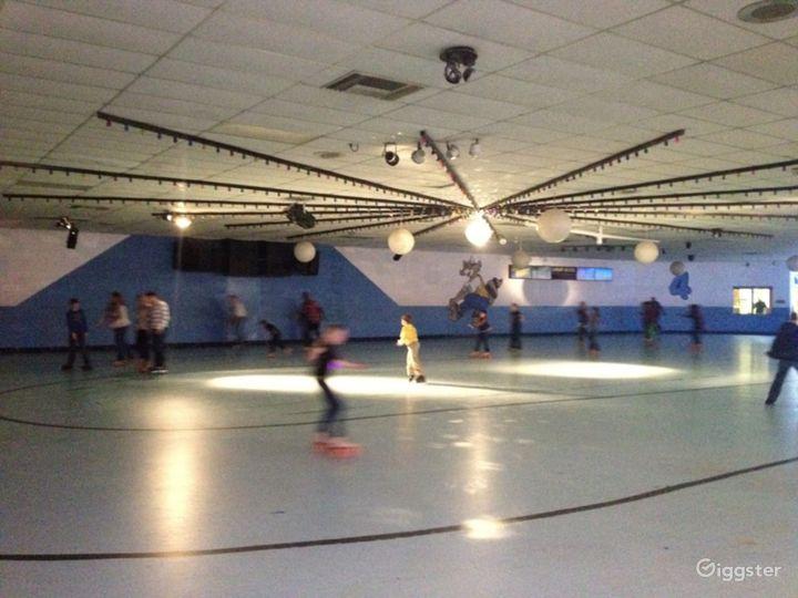 Spacious Skating Space in Minneapolis Photo 3