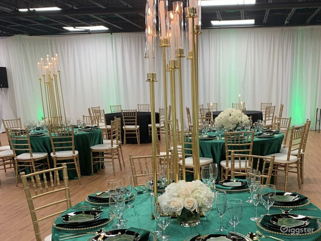 60th birthday party at Grand Gala Venue