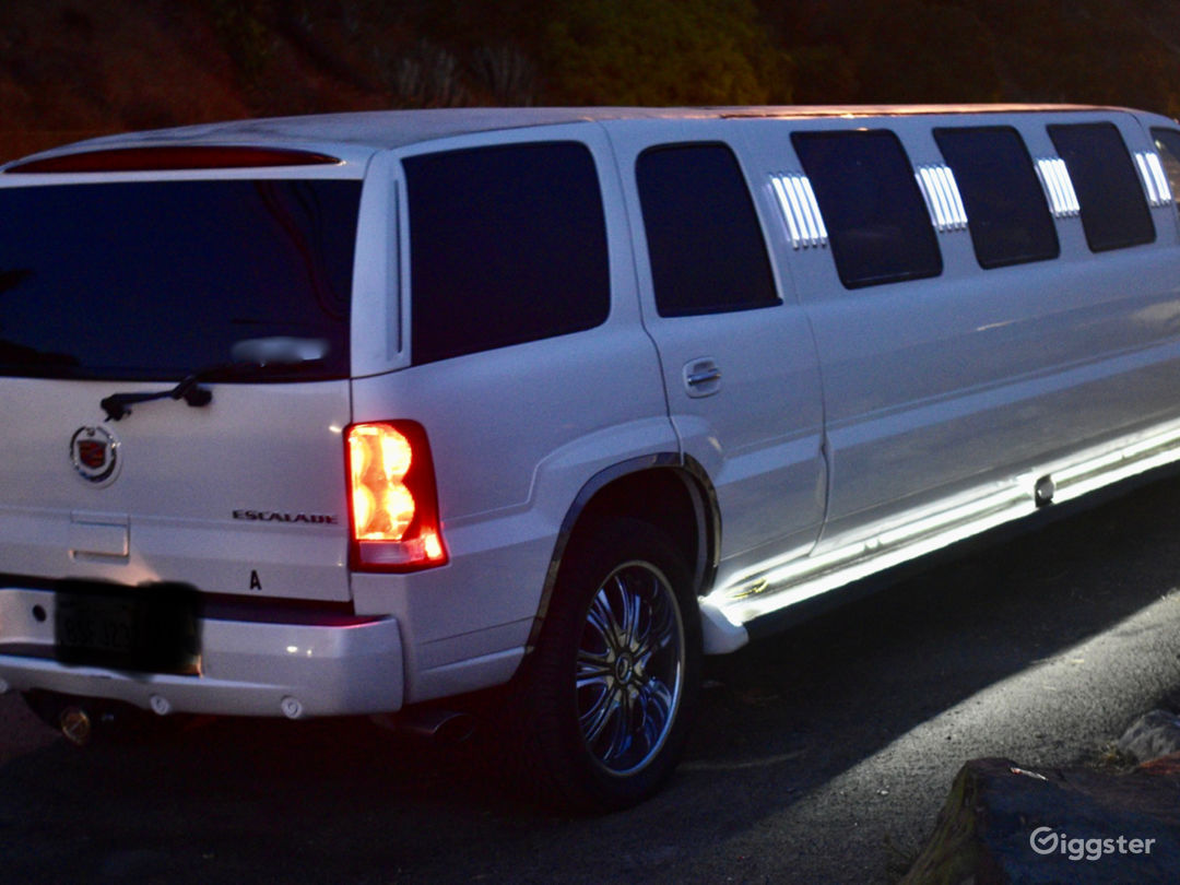 Great White Limo Photo 2